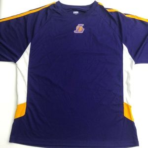 Los Angeles Lakers NBA Team Shirt Jersey Men XL
